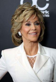 Jane Fonda, beauté gracieuse des