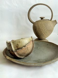 Minna Graham - tea set
