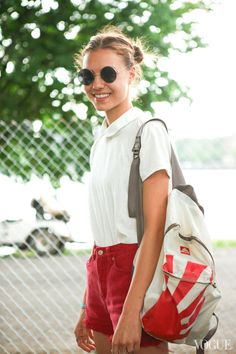 The Governors Ball Music Festival Street Style