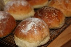 Homemade Buttermilk Potato Hamburger Buns (sub Sweet Potato, Fat Free Buttermilk, and Whole Wheat Flour)