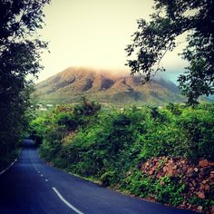 Nevis Peak...Nevis West Indies