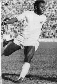 He first learned the game of soccer from his father who was a center forward until his career ended by a fractured leg. Pele began playing soccer for a local minor league game.