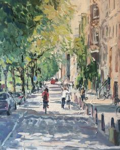 Amsterdam, Muse Art, City Scene, Dutch Painters, Woodblock Print, Rue, Pattern Art, Landscape Art, Amazing Art