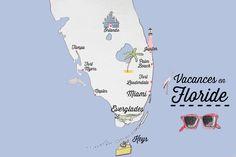 Vacances en Floride - mes coups de coeur en Floride - Le blog de Mathilde