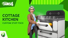 Sims Four, Sims 4 Mm Cc, Sims 4 Add Ons, Maxis, Sims 4 Kitchen, Pelo Sims, The Sims 4 Packs, Sims 4 Clutter, Sims 4 Gameplay