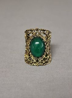 Emerald City Ring. Love the ring AND its name :)