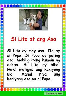 Begin reading with Filipino reading passages which can help you practice your reading, speed and comprehension. Passages include the fol. Reading Comprehension For Kids, Reading Passages, Story For Grade 1, Children Reading, Reading Practice, Beginning Reading, Tagalog, Picture Cards, Kindergarten Teachers