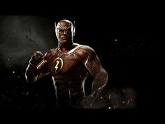 INJUSTICE 2 | The Flash Gameplay Trailer
