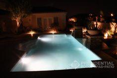 Custom Pool Gallery | Presidential Pools • Spas • Patio