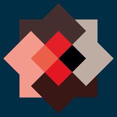 Cynical red #ilyablack #art #artwork #graphic #design #minimal #minimalism #cynic #cynical #red #square #cubism #illustration #gallery #geometria #арт #графика #дизайн #минимализм #красный #квадрат #кубизм #иллюстрация #галерея #геометрия