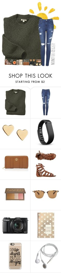 """""""2 days till my birthday!!"""" by mmprep ❤ liked on Polyvore featuring Barbour, Topshop, Lipsy, Fitbit, Tory Burch, O'Neill, Urban Decay, Guide London, Oliver Peoples and G1"""