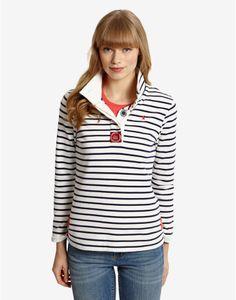 Womens COWDRAY Sweatshirt - NEW SS14