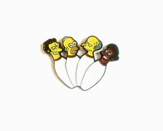 """""""Pin Pals"""" limited edition, made by sifry borrayo @cfritolemon for speedysliquor.com double pin back so you wont lose it!"""