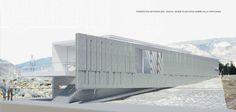 Galería de Primer Lugar en el Concurso de Anteproyectos Edificio C.P.A.I.A. sede Calafate - 5