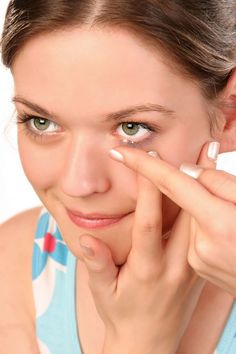 Some Ideas To Keep The Eyes Healthful And Comfy When You Use Contacts Lenses.