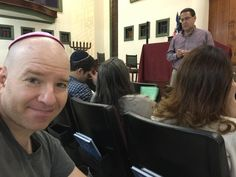 The President of B'nai Israel (who's from NYC) taught us the history of Jews in #CostaRica. Then we had a long Shabbat service with lots of singing. I could show you some videos but I was told after that we aren't supposed to film in synagogue. So let's say that I didn't film anything. (Also... Question for you all: Do you care if I upload little videos daily? Are you even watching? Or should I just edit together one 10-minute video when the trip is over and you can just watch that?)…