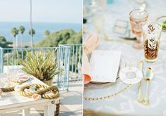 Our Rowboat Dessert Bar A Pastel Preppy Nautical Seaside