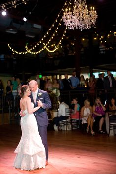 Wade Wedding Reception at Iron City   Photography by Brandon at Simple Color   Cake by Olexa's   Flowers by CeCe Designs   Wedding Planner I do I do   Linens by Decor to Adore   Lighting and Pipe and Drape by Design Productions   Alabama Wedding Venues   Iron City Bham   Birmingham Alabama Reception Venues