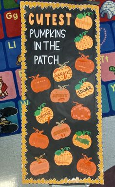 Spice Up Your Classroom- Fall Bulletin Boards