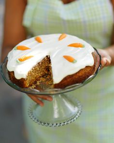 Best carrot cake recipe ever by Leila Lindholm - perfectly seasoned without nuts. Pastry Recipes, Cake Recipes, Dessert Recipes, Carrots N Cake, American Cake, Best Carrot Cake, Swedish Recipes, Bagan, Pie Cake