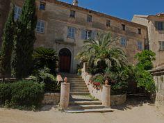 Old Hotel-Restaurant, in Pigna, Balagna, Corse North, France