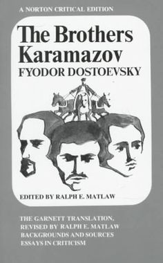 The Brothers Karamazov, Fyodor Dostoyevski: Russian.
