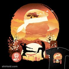 Miyagi-Do Sunset   Shirtoid #bonsai #cobrakai #danelijahfajardo #dandingeroz #daniellarusso #film #movies #thekaratekid #tvshow