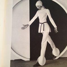 Pierre Cardin 1970's Space Age Fashion