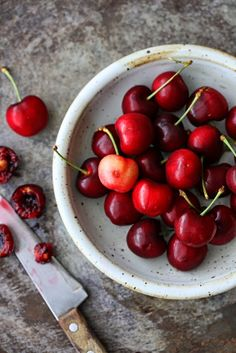 Beyond Sweet and Savory: Cherry Compote