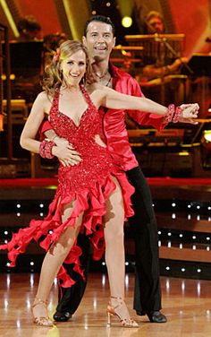Marlee Matlin and her Dancing With the Stars partner, Fabian Sanchez ...