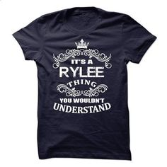 Its A Rylee T-Shirt - #diy gift #cool gift