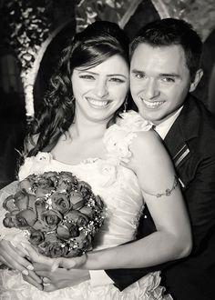 wedding p&b