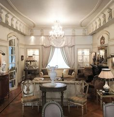 20th Century Bourgeois Mansion, Kifisia - Athens 1998. Architectural Study - Extension - Restoration - Refurbishment