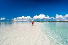 Tahiti Beach, Elbow Cay, Bahamas