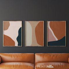 Abstract Wall Art, Abstract Print, Abstract Oil, Minimal Art, Cuadros Diy, Modern Art Paintings, Oil Paintings, Diy Canvas Art, Modern Canvas Art