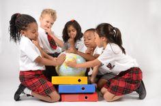 Famous Five - First 5 learners at Sandhurst Preparatory College, Sandton, Johannesburg. See our website for more details: www.sandhurstprep.co.za