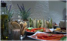 Food and wine at KruliQ