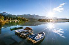 Korutánsko: Výlet za čistým vzduchom Región Villach v srdci Korutánska je prírodným rajom pre aktívnych turistov, kde je radosť nadýchnuť sa.