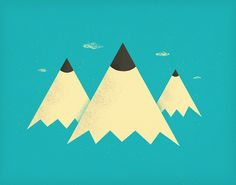 Pencil Mountains by Brent Couchman, via Flickr