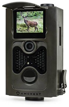 Special Offers - Amcrest ATC-801 720P HD Game and Trail Hunting Camera  8MP Dynamic Capture Integrated 2 LCD Screen High-Sensitivity Motion Detection with Long Range Infrared LED Night Vision up to 65ft - In stock & Free Shipping. You can save more money! Check It (June 07 2016 at 09:51AM)…