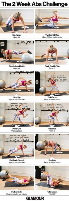 ab challenge moves