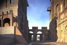 Manica lunga del Castello di Rivoli, Andrea Bruno. © Bruna Biamino, Andrea Bruno, Guido Fino, P. Pellion Brooklyn Bridge, Travel, Viajes, Destinations, Traveling, Trips