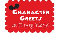 A look at all the Character Meet and Greets at Disney World, by each park, with pictures and list of where to find them.