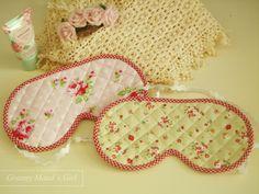 Sleep Masks || Granny Maud's Girl