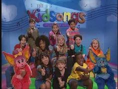 Kidsongs :D severely cheesy now, but so awesome back then