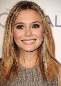 Inspo: Elizabeth Olsen #charcoaleyes