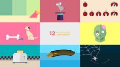 12 Basic Principals of Animation on Vimeo