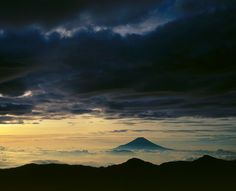 Monte Fuji, onde habitam espíritos | Curiosidades do Japão