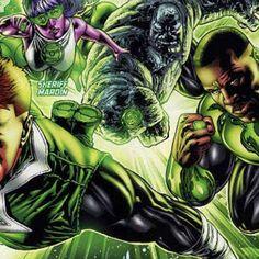 Tropa Lanternas Verdes será escrito por roteirista de O Homem de Aço e Batman vs Superman