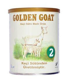 Golden Goat 2 Keçi Sütü Beslenme Ürünü